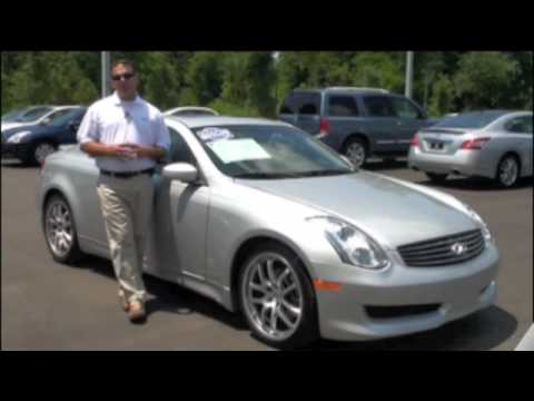Infinti g35 Coupe Sport Package P8279  YouTube
