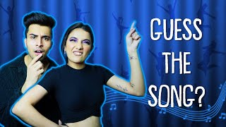 GUESS THE SONG CHALLENGE🤣(Bollywood)|Ft. GujjuUnicorn🦄|Anirudh Sharma