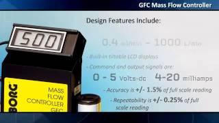 Aalborg GFC Mass Flow Controller // PCE