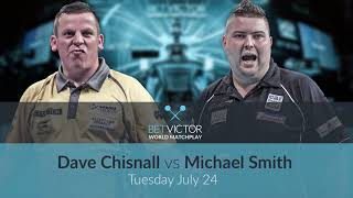 Dave Chisnall v Michael Smith | Preview & Betting Tips from Chris Mason