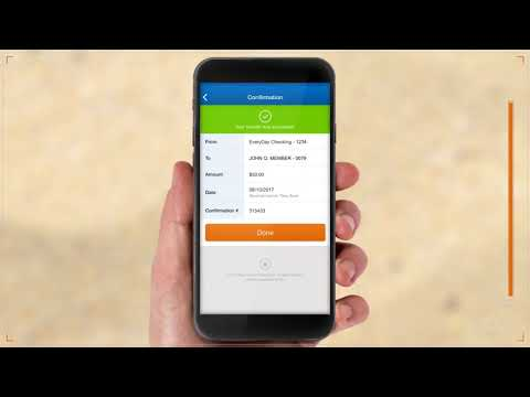 Mobile Banking: Member Transfers | Marshall Islands