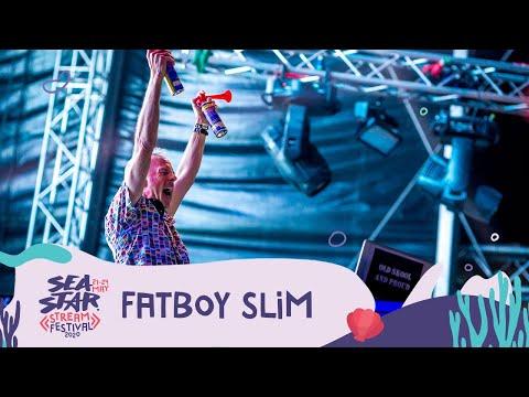 Fatboy Slim Live Sea Star Stream @ Sea Star 2017