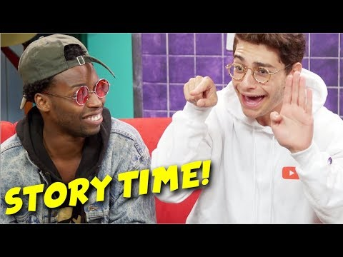 OUR FIRST IMPRESSIONS OF EACH OTHER (Story Time)