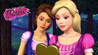 Барби и хрустальный замок: девушка в зеркале. Мультик Барби