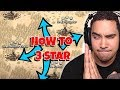 """3 stAR LIKE A PRO!!  """"Clash Of Clans"""" PRO CLAN  WAR"""