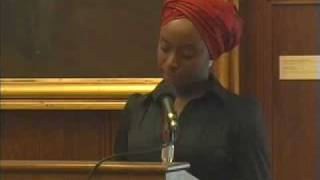 Part 1 Author Chimamanda Ngozi Adichie Speaking at Harvard