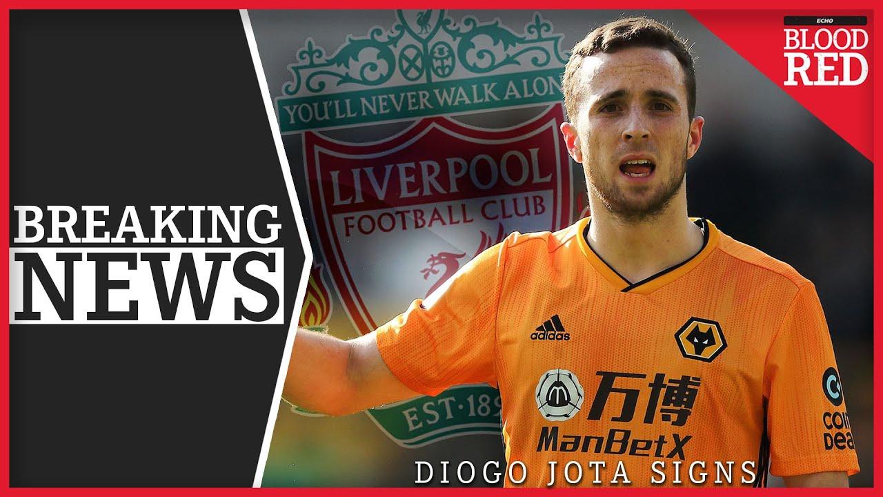 14++ Jota Liverpool Jersey