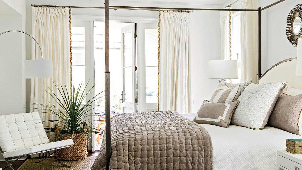 How To Create A Restful Master Bedroom | Southern Living   YouTube