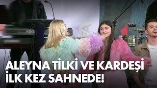 Aleyna Tilki ilk kez kardeşi Ayça'yla sahnede! - Müge ve Gülşen'le 2. Sayfa