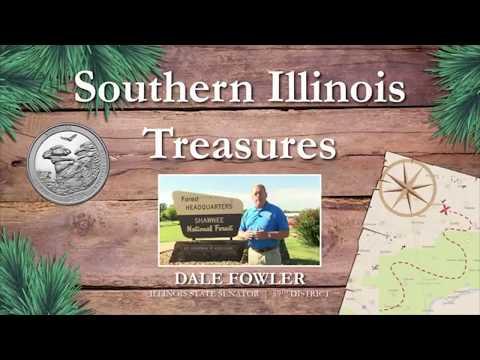 Sen. Fowler's Southern Illinois Treasures: Sahara Woods State Fish & Wildlife Area