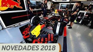Novedades para la temporada 2018 de Fórmula 1 - Efeuno [F1 2018]
