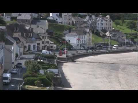 Port Erin, Isle of Man, Sunny Day August 2011