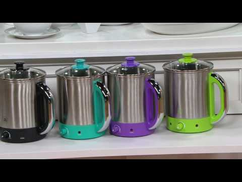 Yes Chef! Rapid Boil 2 Liter Electric Multi-Pot On QVC