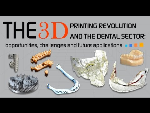 The 3D Printing Revolution And The Dental Sector