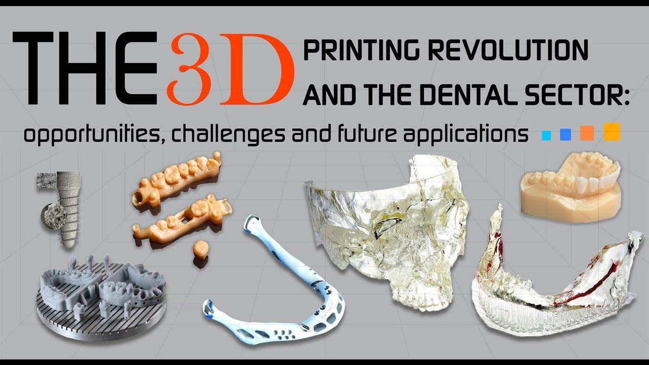 3d printing in dentistry pdf