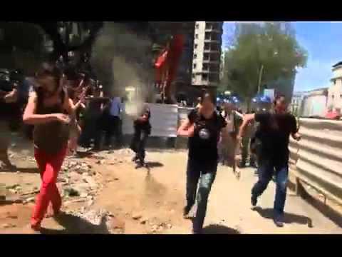 Gezi Parkı Direnişi Nasıl Mı Başladı? İşte İlk Müdahale!