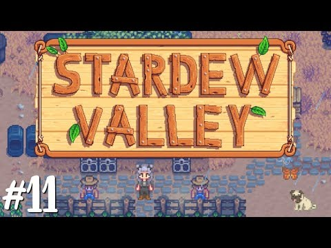 How Now Brown Cow 🍂 Let's Play Stardew Valley #11 🍂 [ Fall, Year 1 ]