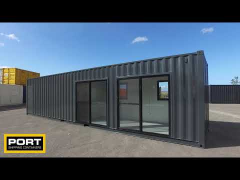 40ft Site Office Container