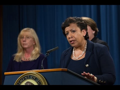 AG Lynch Announces a Kleptocracy Enforcement Action to Recover More than $1 Billion