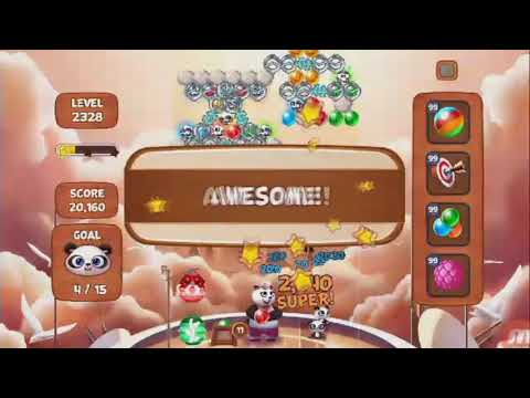 Panda Pop- Level 2328