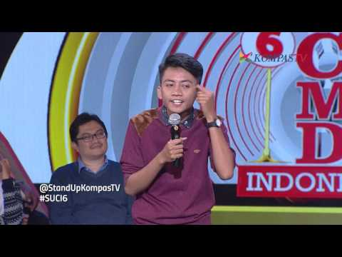 Gebi: Radit Doyan Kimcil (SUCI 6 Show 9)