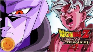 [FR] Dragon Ball Z budokai Tenkaichi 4 Episode 2 - HIT VS GOKU | Gameplay Francais