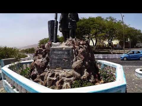 Travel The World With Suze; Porto Novo, Cape Verde