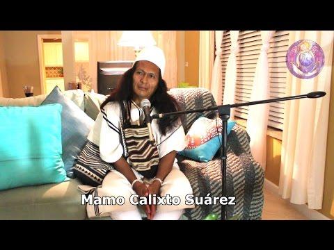Entrevista con Calixto Suárez, Mamo Arhuaco de la Sierra Nevada de Santa Marta, líder espiritual