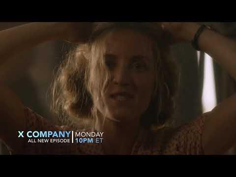 X Company | Season 1 Ep 2 Trailer | All New Episode | MON at 10PM ET