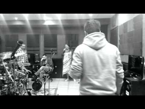Sf-X  _  In The Studio