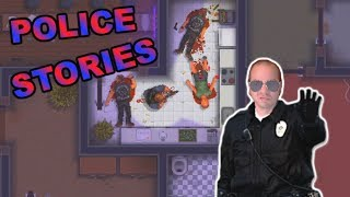 Police Stories - Hotline Miami Cops! - Let's Play Police Stories Gameplay