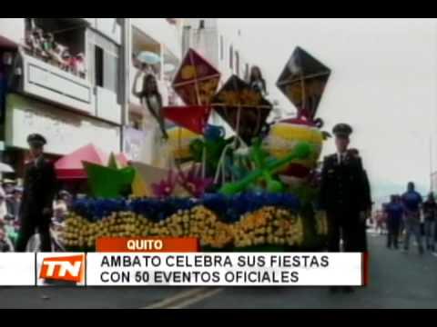 Semanaria celebra sus fiestas con 50 eventos oficiales