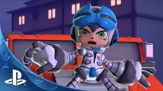 Mighty No. 9 - Beat Them at Their Own Game   PS4, PS3, PS Vita