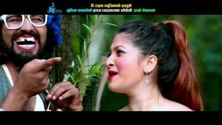 new lokdohori comedy song 2017 by sujan neupane and sumitra kafle