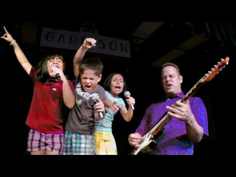"Kids Like Blues Band plays ""Let it Rock"" by Chuck Berry"