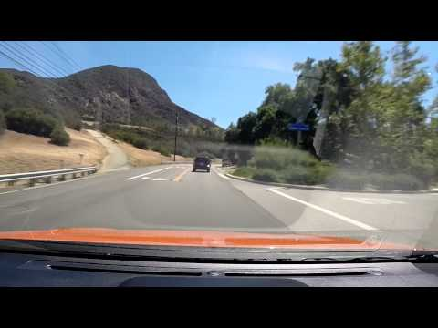 GoPro | Driving Mulholland Highway
