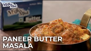 Paneer Butter Masala Recipe   Paneer Recipes   Restaurant Style Paneer Butter Masala