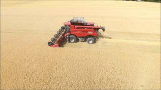 the case ih axial flow 7140 g marshall tractors ltd