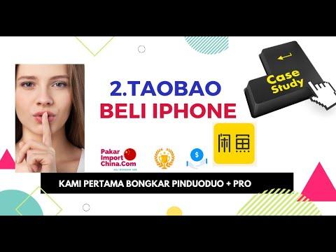 Kes Kajian Beli Iphone 8 Murah Gila Di 2 Taobao
