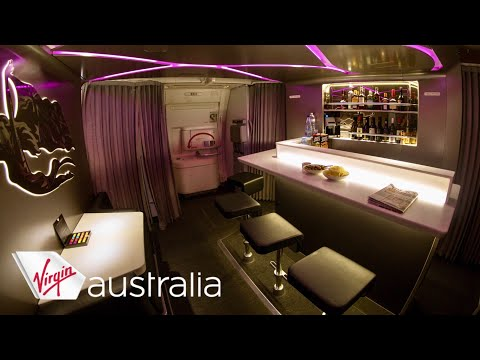 Virgin Australia Boeing 777 Business Class Sydney - Los Angeles Flight Review