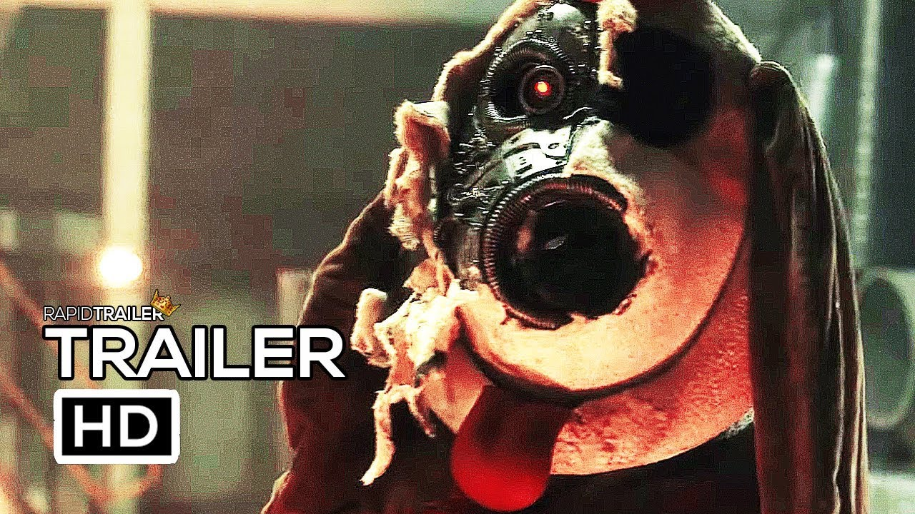 2019 Movies Horror Poster: THE BANANA SPLITS Official Trailer (2019) Horror Movie HD