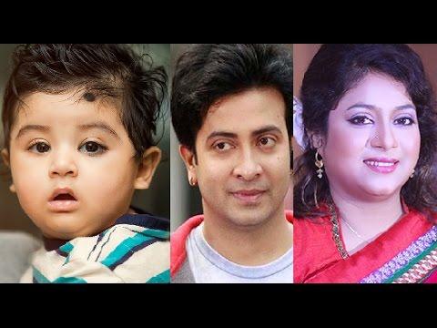 শাকিবের ছেলে আব্রাহামকে নিয়ে এ কী বল্লেন শাবনূর !!? Shabnur latest showbiz news !