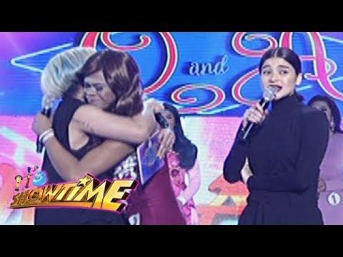 It's Showtime Miss Q & A: Jhem-Jhem Marie's dedication