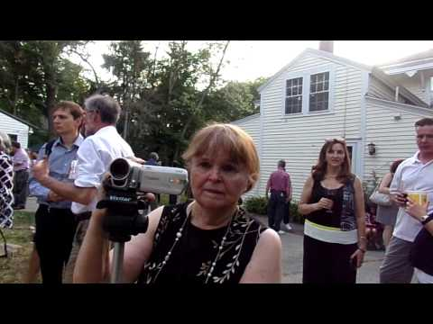 Janet Aldrich of CNS News & I interview each other on Ted Cruz's Andover Speech 5-30-15