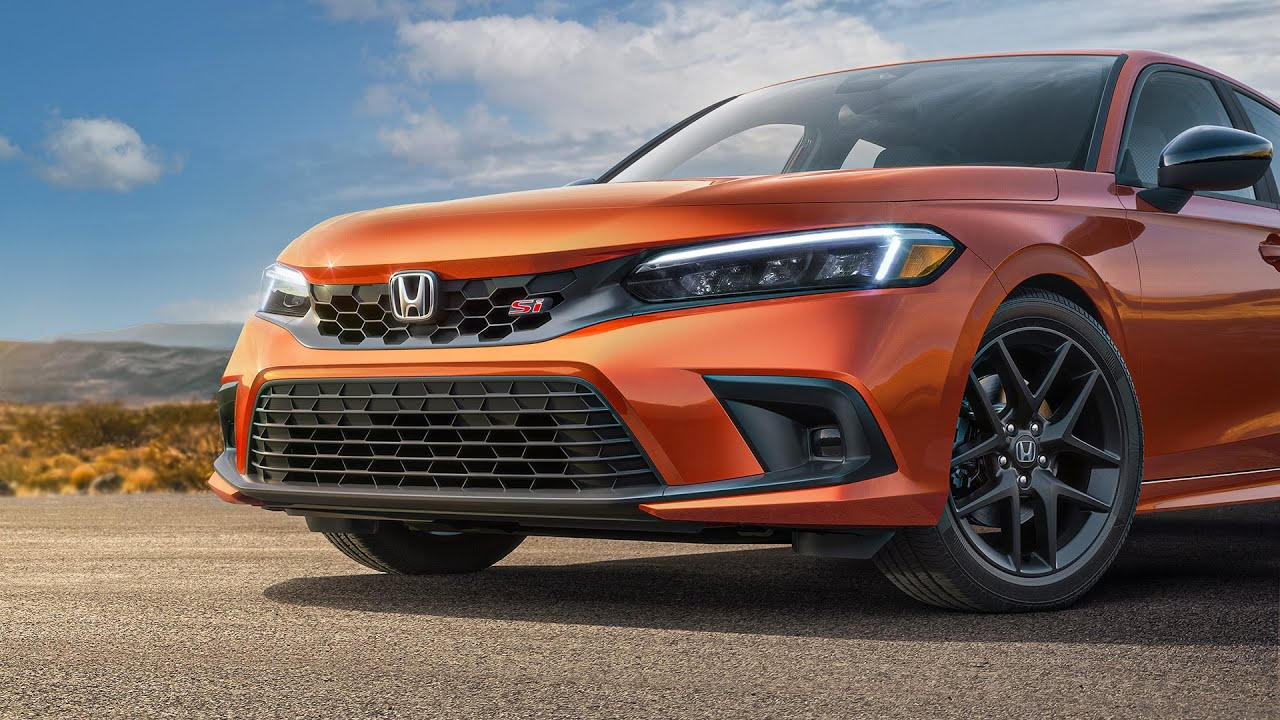 2022 Honda Civic Si Revealed: Performance Enhancements And A ...