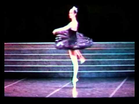 AGNES LETESTU - BLACK SWAN perfect Fouettés. 10.12.1994