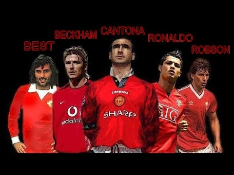 452391037 Who is The Best No.7 Ever in Manchester United  - YouTube