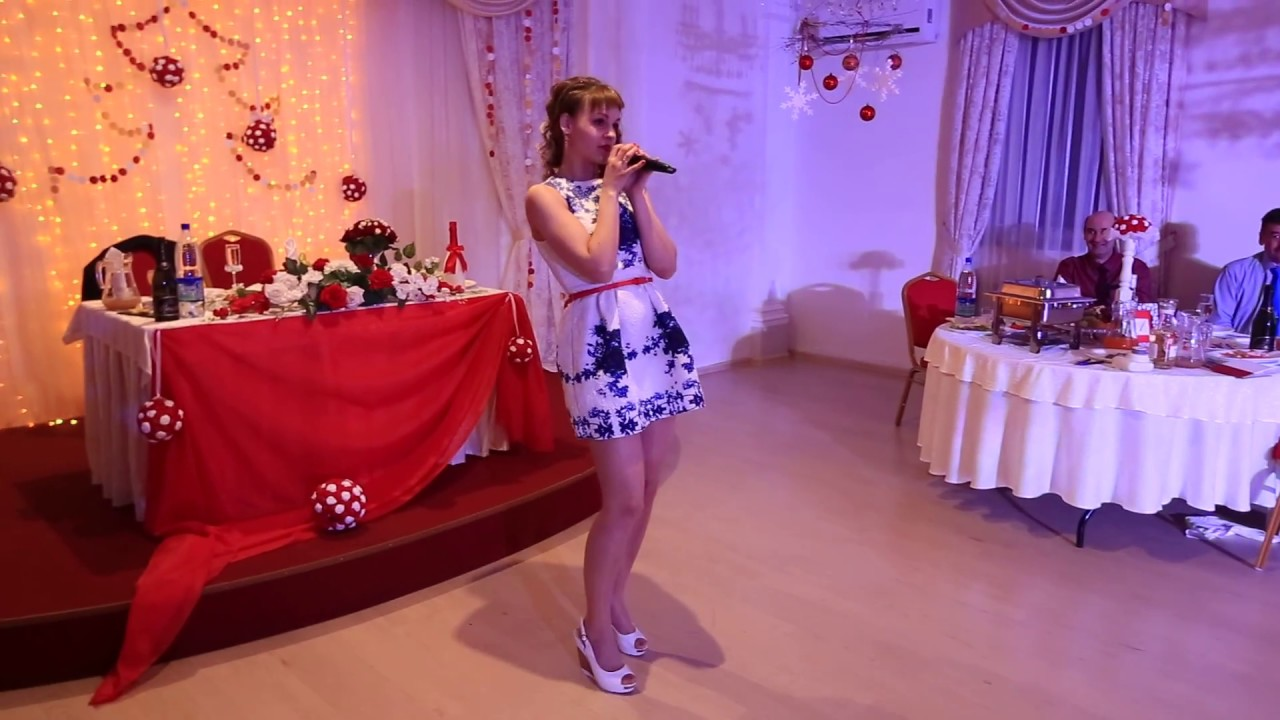 Рэп сестре на свадьбу от сестры