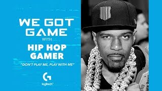 HipHopGamer Talks PS5, Breaking In The Game Industry, And Changing Journalism Forever | #WeGotGame