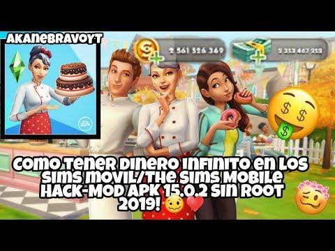 Como Tener Dinero Infinito En Los Sims Movil/The Sims Mobile Hack-Mod APK 15.0.2 Sin Root 2019! 🥴♥